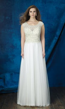 Allure Bridals 2017 Women W384 #4