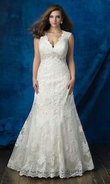 Allure Bridals 2017 Women W386 #6