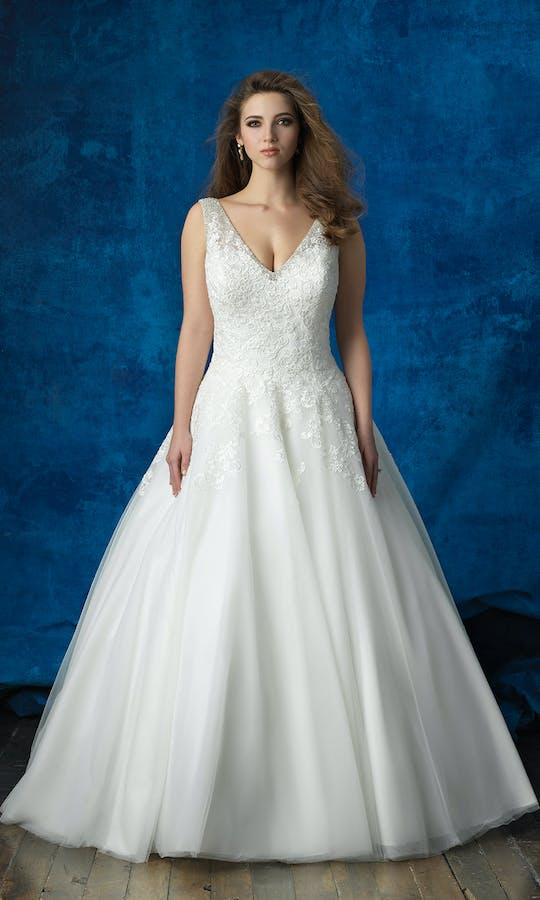 Allure Bridals 2017 Women W388