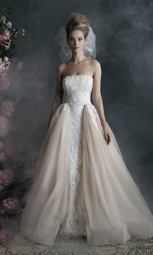 Allure Bridals 2017 Couture C400