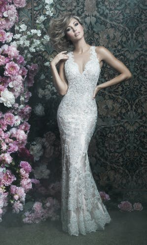 Allure Bridals 2017 Couture C401