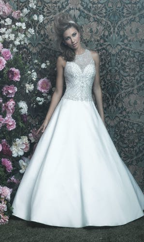 Allure Bridals 2017 Couture C411