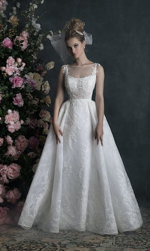 Allure Bridals 2017 Couture C413