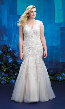 Allure Bridals 2017 Women W392 #12