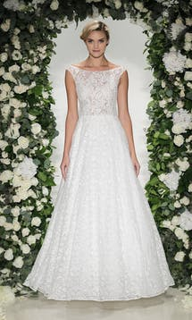 Anne Barge Blue Willow Bride Biltmore #7