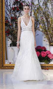 Anne Barge Blue Willow Bride Caliandra #13