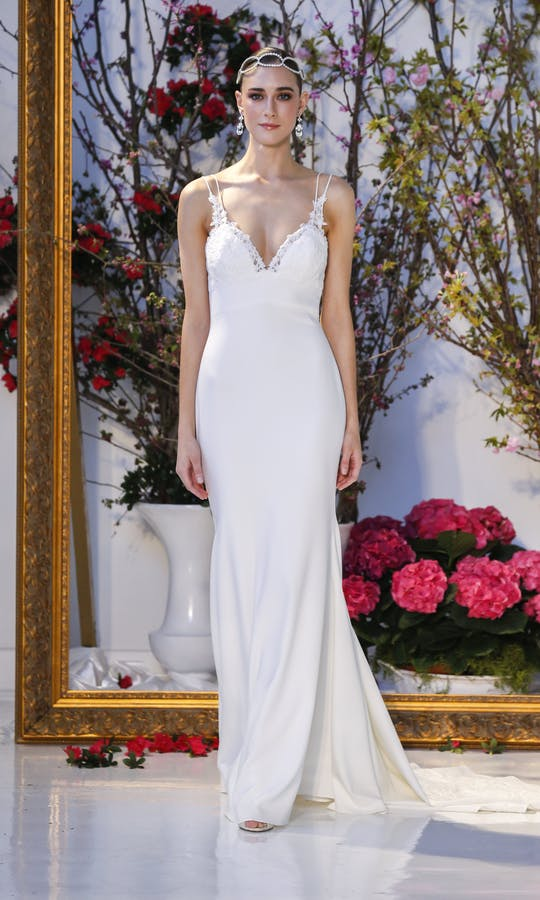 Anne Barge Blue Willow Bride Cassia