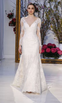 Anne Barge Blue Willow Bride Cheyenne #11