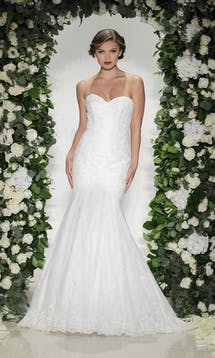 Anne Barge Blue Willow Bride Vanderbilt #4