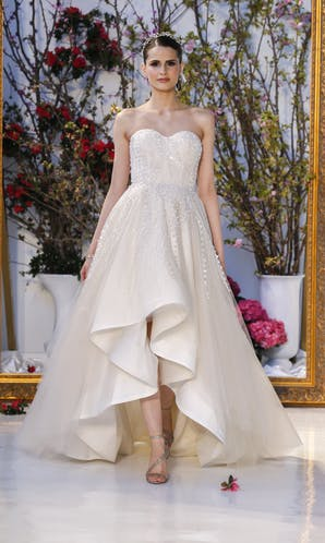Anne Barge Couture: Fall 2016 Jubilee