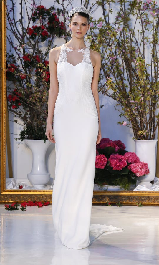 Anne Barge Couture: Fall 2016 Iris