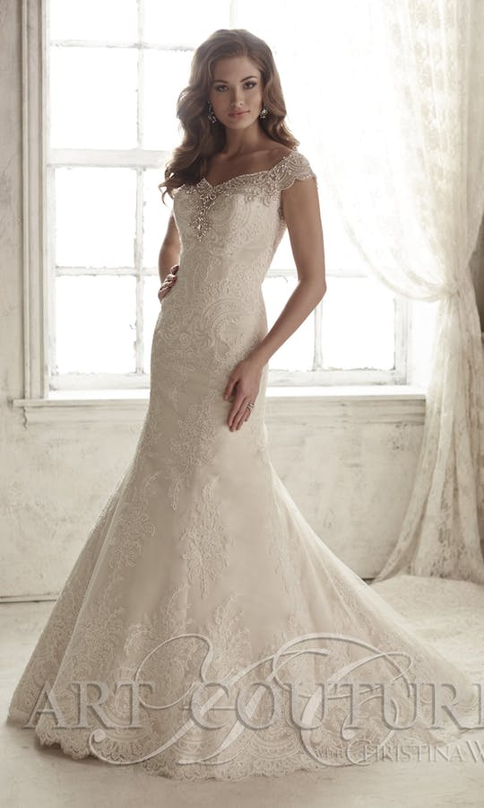 Eternity Bridal Autumn/Winter 2015 AC446