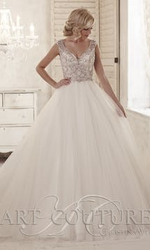Eternity Bridal Autumn/Winter 2015 AC449 #19