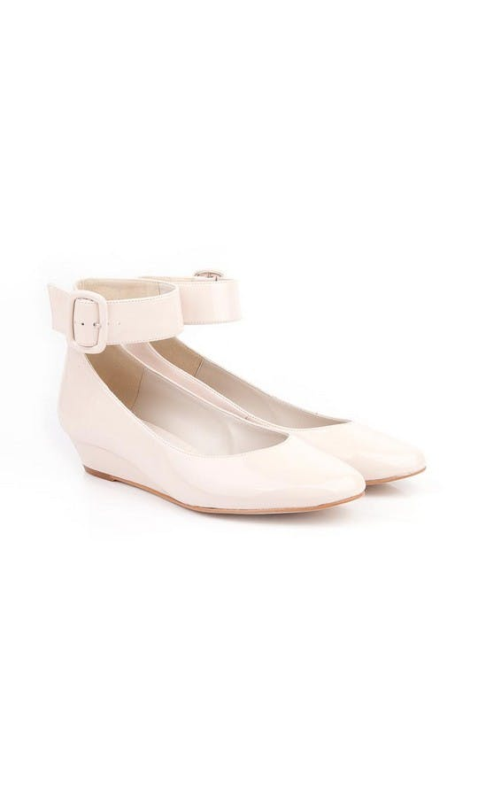 Beyond Skin Bridal Collection Cream Bob Wedges