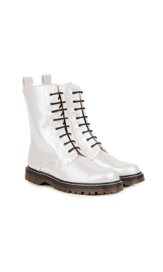 Beyond Skin Bridal Collection Frida Pearl Boots
