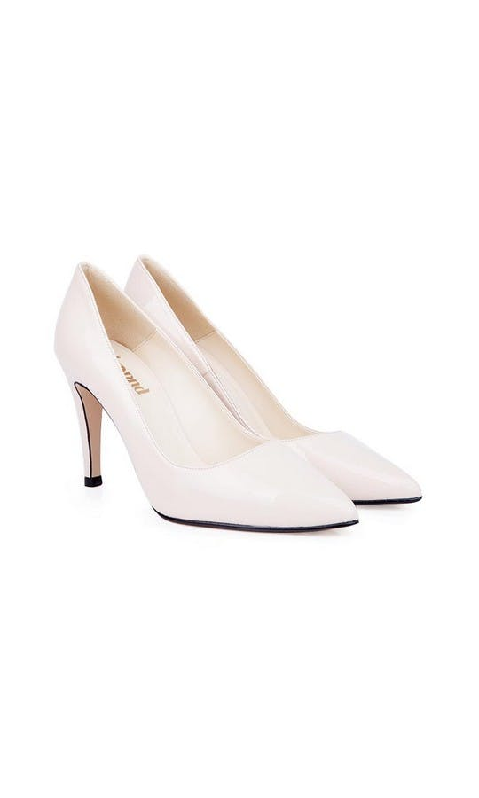 Beyond Skin Bridal Collection Lexie B Cream Stilettos