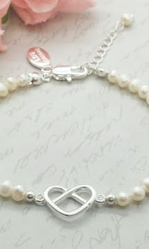 Life Charms The Wedding Collection Thank You For Helping Us Bracelet #3