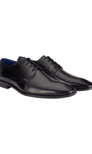 Burton Formal Shoes Lace Up Formal Shoe