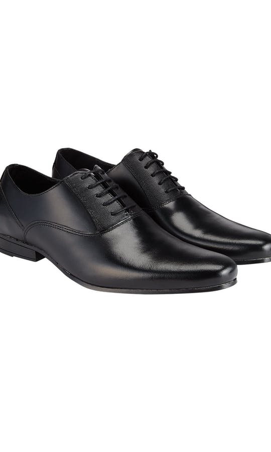 Burton Formal Shoes Lace Up Formal Shoes