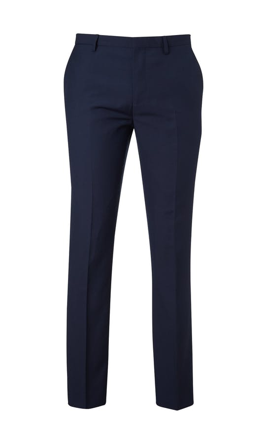 Burton Smart Occasion Skinny Fit Suit Trousers
