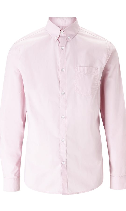 Burton Smart Occasion Pink Formal Shirt