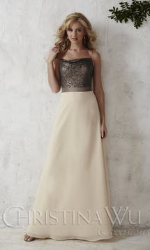 Eternity Bridal Bridesmaid Dresses - Autumn/Winter 2015 22666 #3