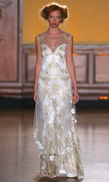 Claire Pettibone The Gilded Age Asscher Gown #17