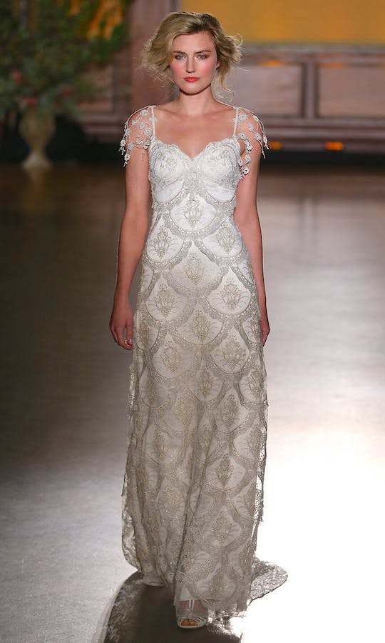 Claire Pettibone The Gilded Age Helene Gown