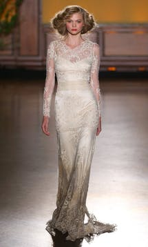 Claire Pettibone The Gilded Age Pearle Gown #10