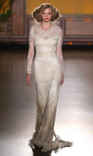 Claire Pettibone The Gilded Age Pearle Gown