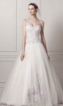 David's Bridal Wedding Dresses CKP421 #1