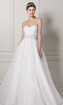 David's Bridal Wedding Dresses CPK440 #4