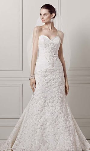 David's Bridal Wedding Dresses CRL277