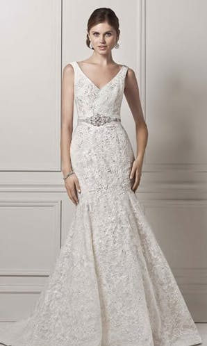 David's Bridal Wedding Dresses CWG621