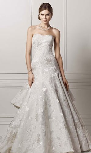 David's Bridal Wedding Dresses CWG634