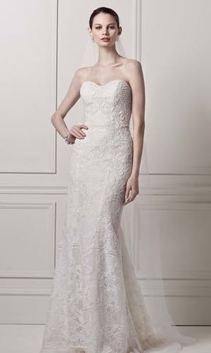 David's Bridal Wedding Dresses CWG641
