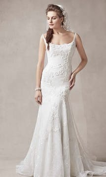David's Bridal 2015 Melissa Sweet MS251071 #2
