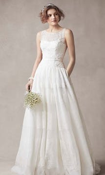 David's Bridal 2015 Melissa Sweet MS251073 #4
