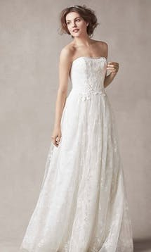 David's Bridal 2015 Melissa Sweet MS251091 #9