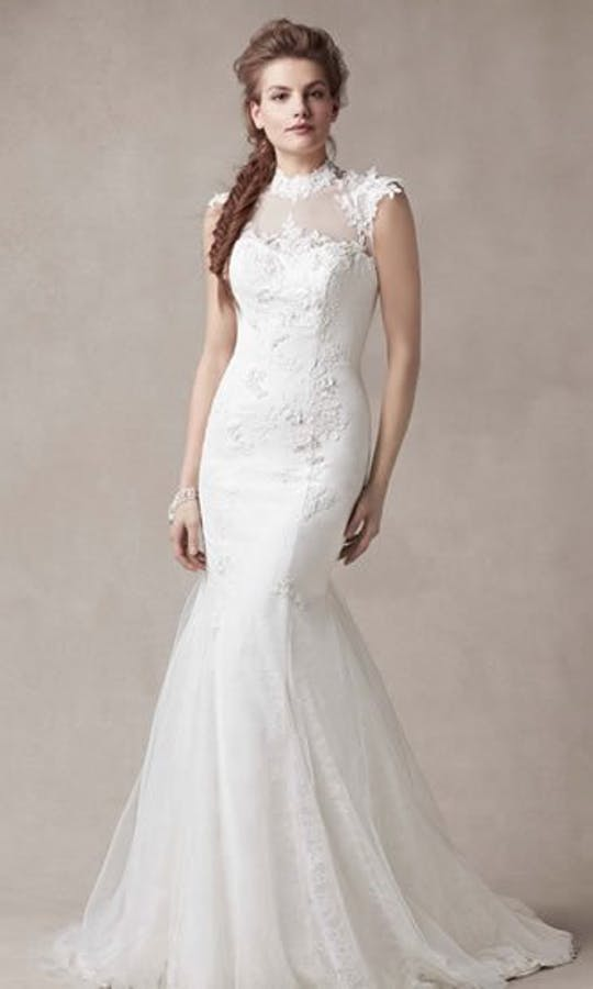 David's Bridal 2015 Melissa Sweet MS251092