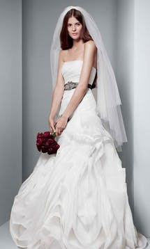 David's Bridal Hall of Fame Vera Wang VW351011 #1