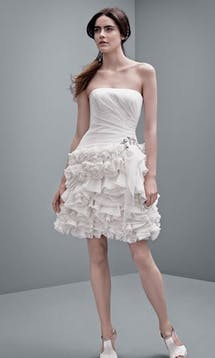 David's Bridal Hall of Fame Vera Wang VW351216 #4
