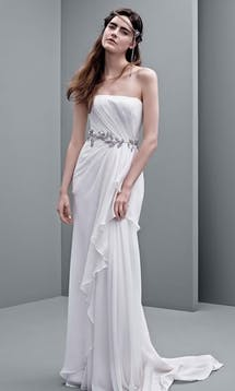 David's Bridal Hall of Fame Vera Wang VW351234 #9