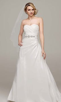 David's Bridal Hall of Fame 2015 WG3243 #19