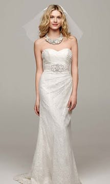 David's Bridal Hall of Fame 2015 WG3263 #20