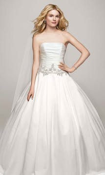 David's Bridal Hall of Fame 2015 WG3630 #22