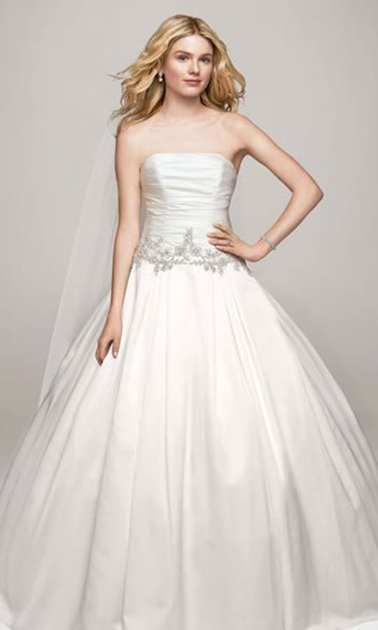 David's Bridal Hall of Fame 2015 WG3630