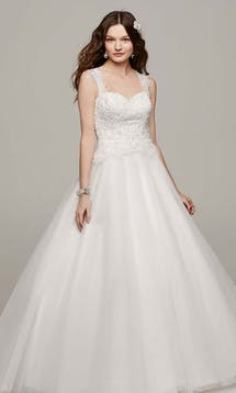 David's Bridal Hall of Fame 2015 WG3671 #26