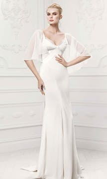 David's Bridal Hall of Fame Truly Zac Posen ZP341413 #3