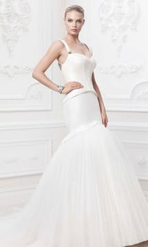 David's Bridal Hall of Fame Truly Zac Posen ZP345006 #7